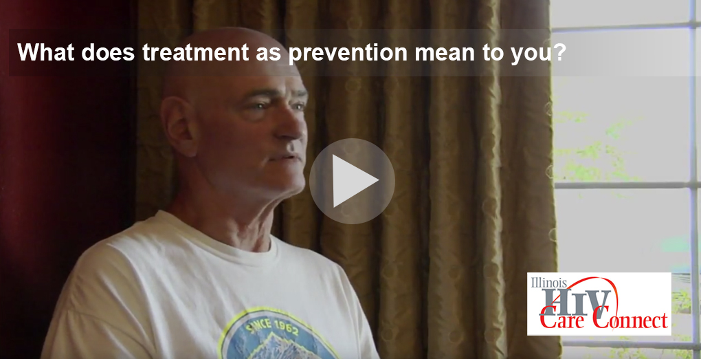 What does treatment as prevention mean to you2