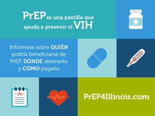PrEP es una pastilla que ayuda a prevenir el VIH