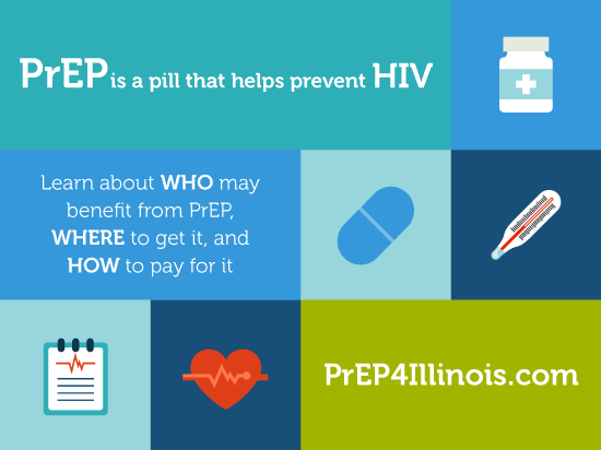 PrEP is a pill that helps prevent HIV