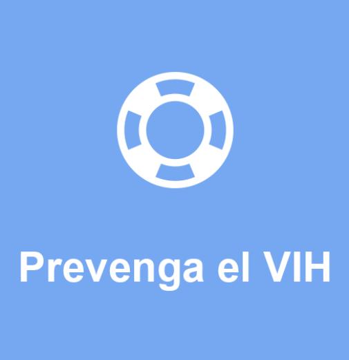 Prevenga el VIH