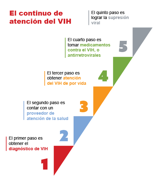 5 steps graphic es