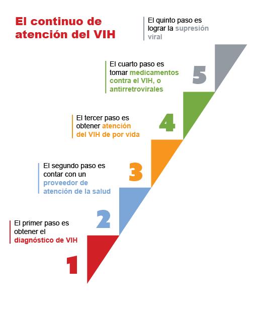 5 steps graphic es