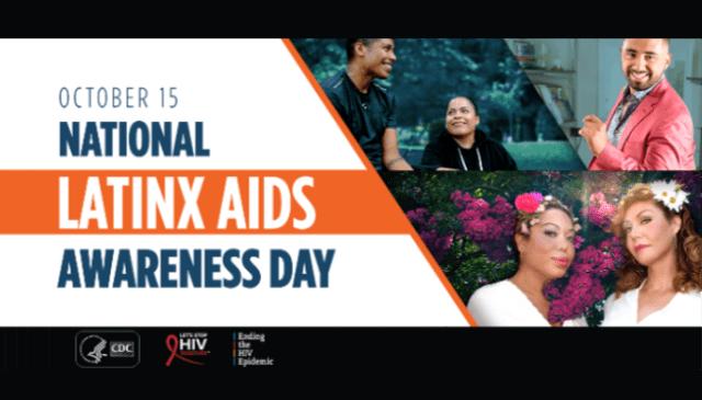 National Latinx AIDS Awareness Day