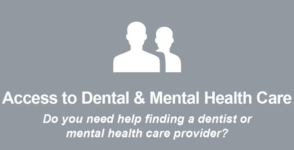 dental mental health care 1