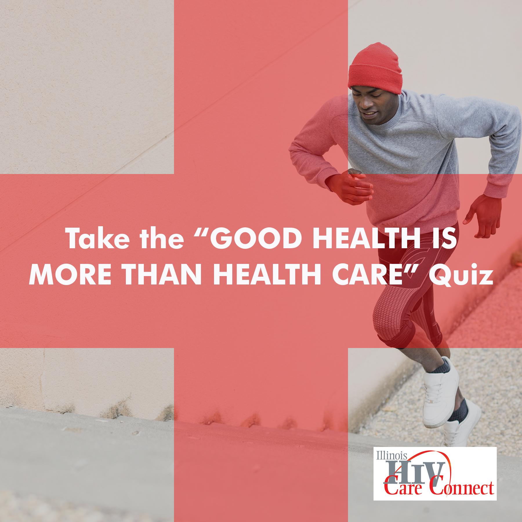 good health quiz exercise
