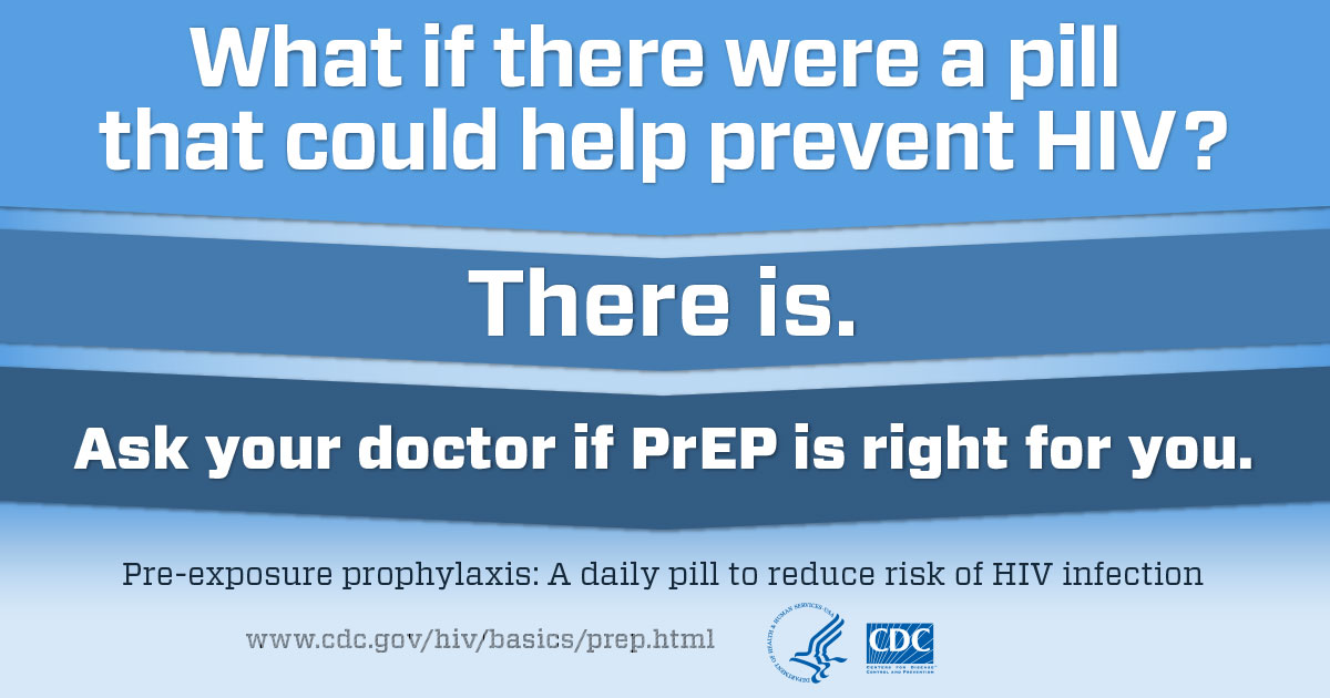 PEP Can Prevent Acquiring HIV After Exposure to HIV