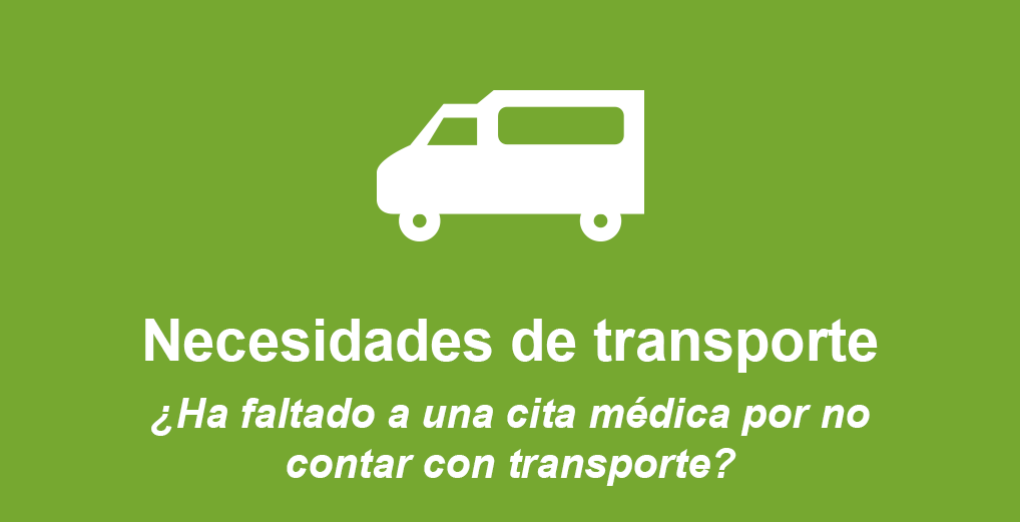 transportation needs es